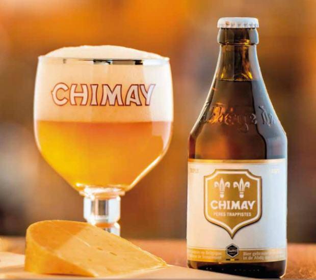 Bia Chimay vàng 4,8% - #1 đại lý bia rượu nhập khẩu tại Đà Nẵng (BEER AND  WINES STORE)