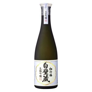 Rượu SAKE Nhãn Tím Vừa 640ml