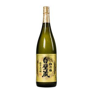 Rượu SAKE Nhãn Vàng 1.8 Lít