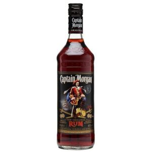 Rượu Captain Morgan Dark Rum (750ml)