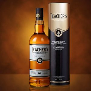 Rượu Teacher's Whisky 750ml