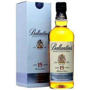 Rượu Ballantine's 15