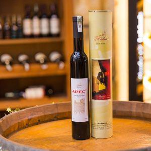 Rượu Vang Đà Lạt APEC 2017 (nhãn đỏ)