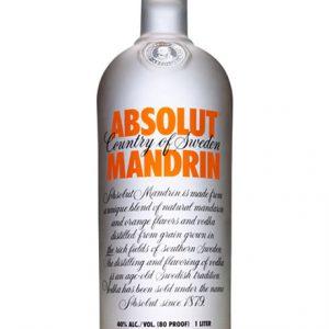 RƯỢU ABSOLUT MANDRIN 700ML