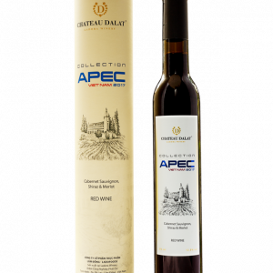 Rượu Vang Chateau Dalat APEC Collection 2017 Red Wine