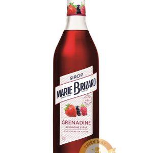 Marie Brizard Grenadine Syrup